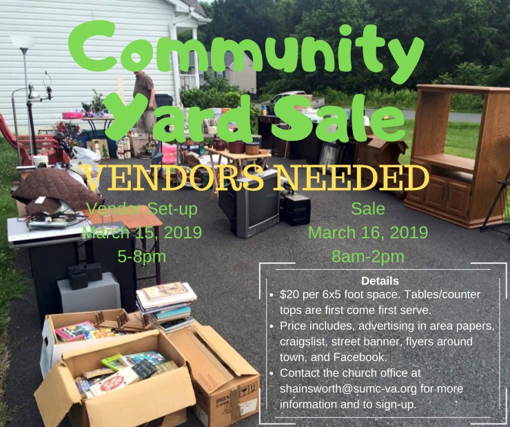 communityyardsale