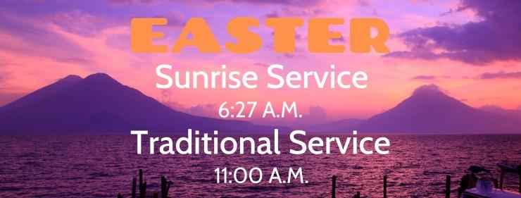 Easter FB Header